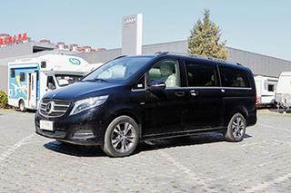 奔驰V260领航版现金优惠3.1万元 现车销售