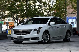 凯迪拉克XTS全系直降2万元 现车销售