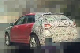 奥迪首款小型SUV国内谍照曝光 将于11月上市