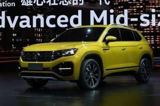 大众品牌积极扩充SUV阵营 2020年将增至12款
