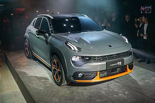 领克02将于5月上市 年内再推3款新能源车