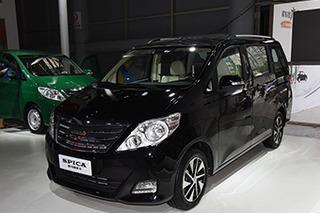 野马全新MPV斯派卡正式上市 5.98万元起售