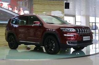 Jeep大指挥官诞生地 走进长沙WCM汽车工厂