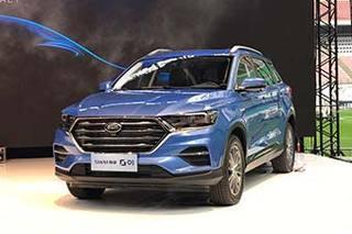 为全球而生 SWM斯威汽车全新SUV-G01发布