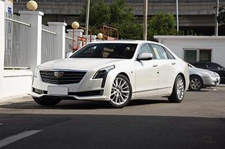 凯迪拉克CT6全系优惠10万 现车供应