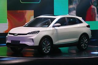 威马首款纯电动SUV上市