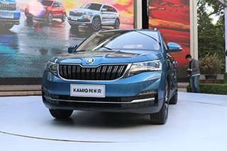 """斯柯达全新小型SUV正式亮相 命名""""柯米克"""""""