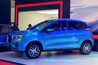 汉腾两款新车发布 含首款MPV/纯电动SUV