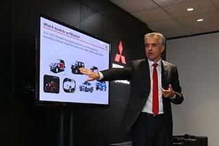三菱将打造专属SUV矩阵 目标2020年产销30万