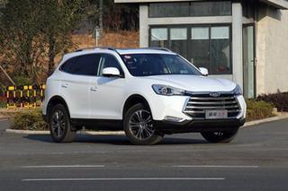 江淮年内推3款SUV 升级版瑞风S7 5月20日上市