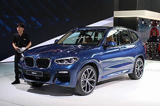 豪华中型SUV再添猛将 华晨宝马全新X3如何选?