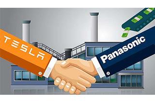 松下首次承认 将与特斯拉联手在中国生产电池