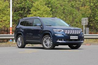 将豪华作为突破口 全新Jeep大指挥官竞争力分析