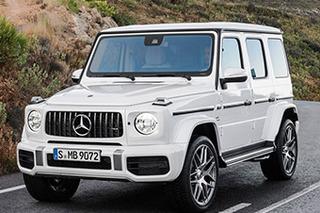 奔驰5月销量达5.7万辆 国产车型比保持70%以上