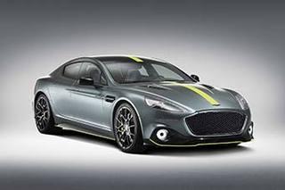 阿斯顿·马丁四门跑车推高性能版 全球销量210台