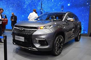 SUV阵容继续壮大 奇瑞瑞虎下半年将推3款新车