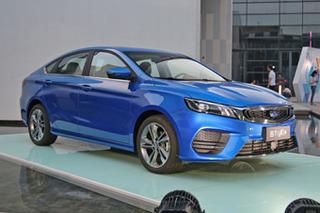 """吉利缤瑞外观设计解读 刷新""""最美中国车""""称号"""
