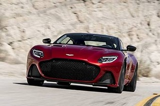 阿斯顿?马丁全新旗舰GT跑车 采用超轻量化车身