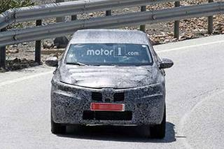 雷诺推首款跨界SUV 卡缤Coupe有望8月正式亮相