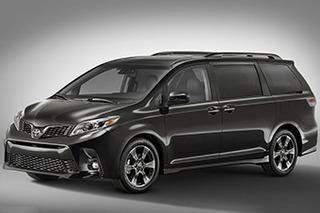 """""""SIENNA""""商标在华注册 预计将推出四款车型"""