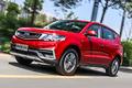 更注重使用细节与用车实用性 试驾吉利新远景SUV