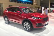 WEY VV6将于8月底正式上市 预计共推出5款车型