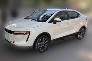 欧拉iQ量产版曝光 预计8月30日上市/续航360公里