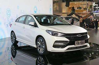 奇瑞全新紧凑型轿车10月上市 预计搭1.5T发动机