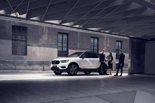 沃尔沃全新XC40耀目上市 都市豪华纯正SUV,北欧风范 为我而生