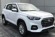 北京现代ix35增1.4T新车型 百公里油耗仅6.2升