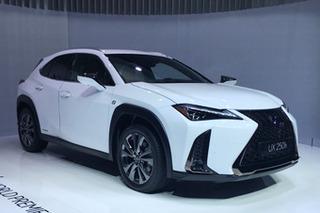 """雷克萨斯全新SUV""""UX""""亚洲首发 有望年内引入"""
