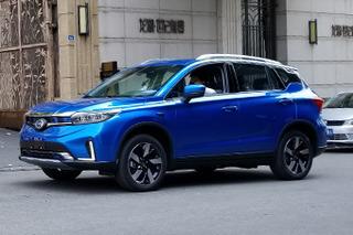 探馆:广汽丰田首款纯电SUV-ix4