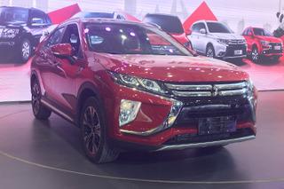 探馆:三菱全新紧凑级SUV-奕歌