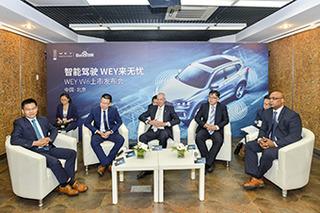 加速智能驾驶布局 WEY VV5和VV7将年内升级