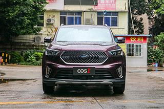 欧尚COS1°明日上市 预售10.38万起/共7款车型