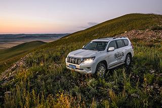 感受中俄边境最美秋季 一汽丰田SUV家族体验之旅