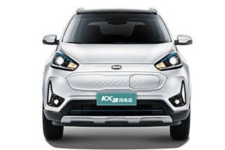 起亚KX3 EV第四季度上市 续航里程达300公里
