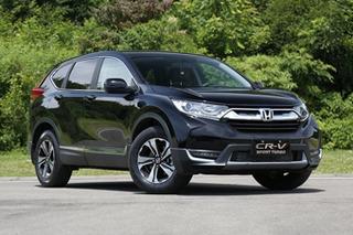 2019款本田CR-V上市 增四驱混动版/售16.98万起