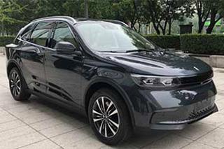 奇点iS6曝申报图 由北汽昌河代工/预计年底上市