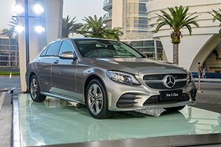 内外升级/轻混动力加身 奔驰新款C级售31.58万起