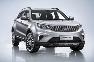 又一款中国特供车 福特Territory将10月16日首发