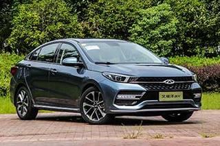 奇瑞艾瑞泽GX今日上市 推4款车型/预计7万元起售
