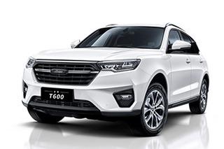 众泰T600将于今晚上市 设计大改/预售8-14万元