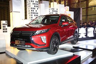 广汽三菱全新SUV奕歌正式上市 售12.98-18.58万