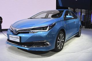 卡罗拉双擎E+来了! 广州车展预售/明年3月上市