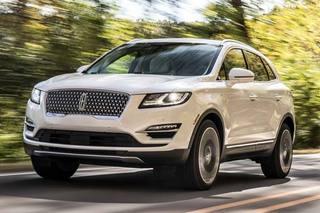 进口豪华SUV换装全新外观 新款林肯MKC今日上市