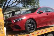 2018广州车展探馆:北京奔驰 全新A级三厢长轴版