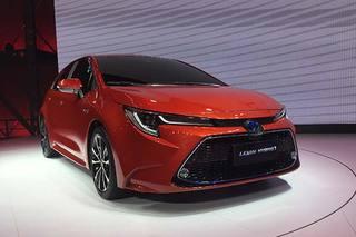卡罗拉姊妹车型 广汽丰田全新雷凌双擎正式发布