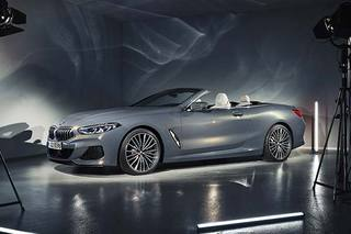BMW 8系敞篷明日全球首发 竞争宾利全新欧陆GTC