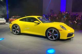 保时捷第八代911在中国启动预售 149.8万元起